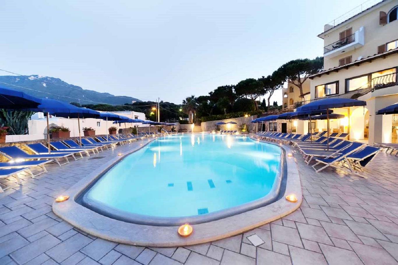 Hotel San Lorenzo Ischia