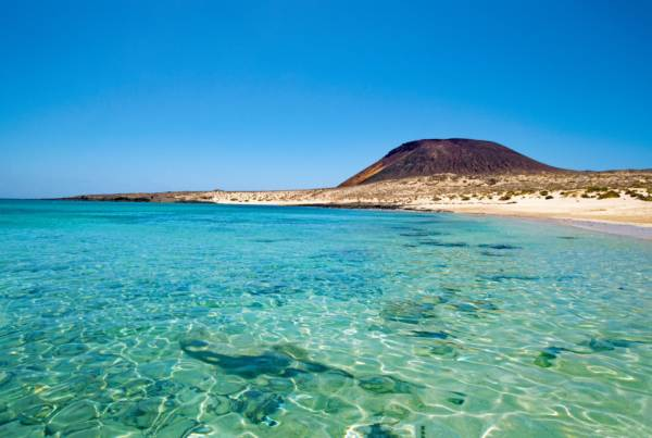 Spagna - CANARIE - LA GRAZIOSA - playa-francesca