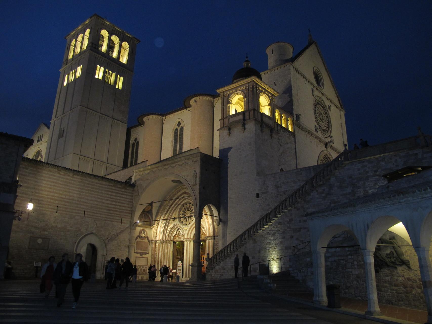 Pellegrinaggio Assisi - Cascia